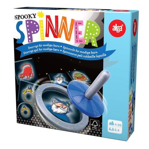 Spooky Spinner