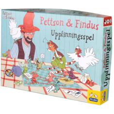 Pettson & Findus Uppfinningsspel