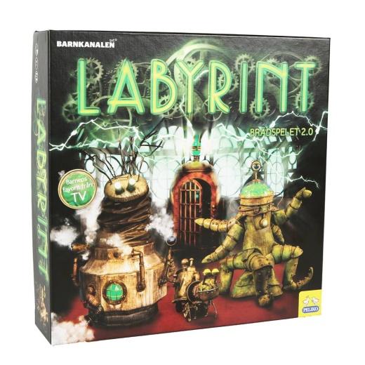 Labyrint Brädspelet 2.0 (Tv)