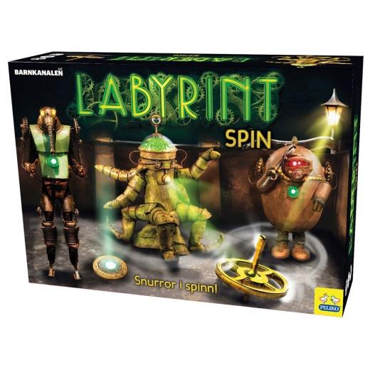 Labyrint Spin