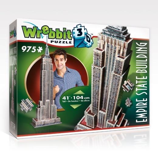 Wrebbit 3D - Empire State Building 975 bitar