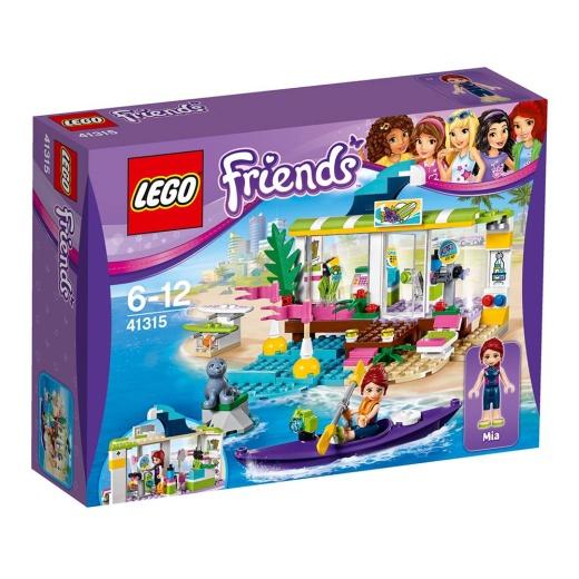 Lego Friends - Heartlakes surfshop