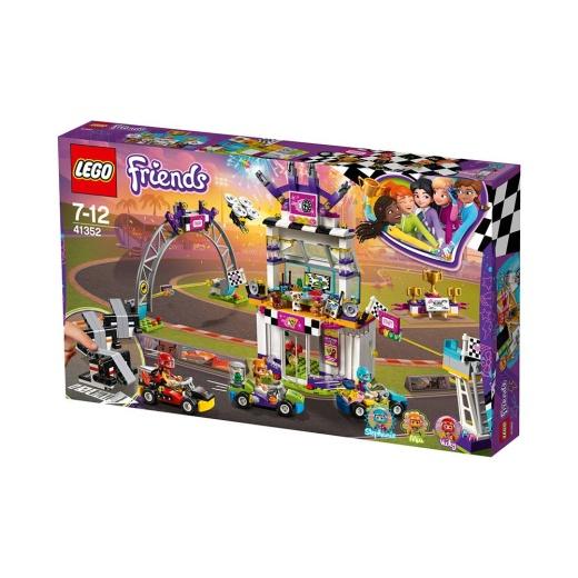 Lego Friends - Den stora tävlingsdagen 41352