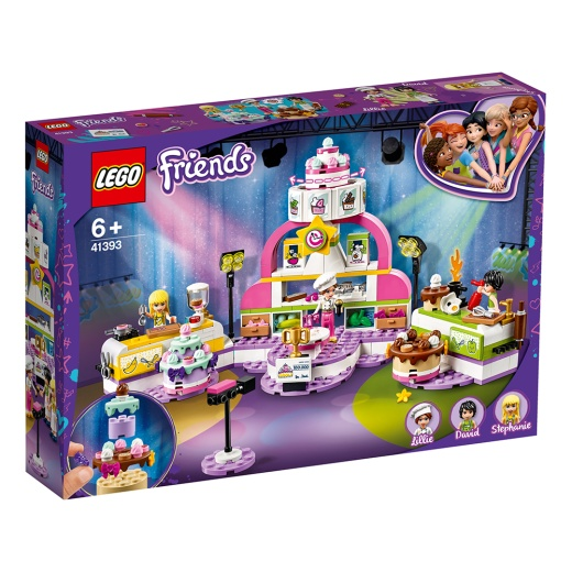 Lego Friends - Baktävling 41393