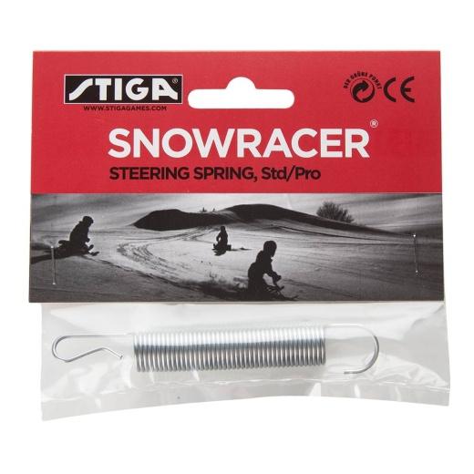 Stiga Snowracer - Styrfjäder Classic och Curve