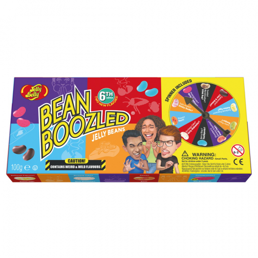 Jelly Beans Beanboozled Spinner 5th Edition