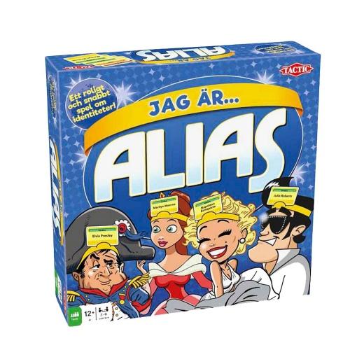 Jag är... Alias
