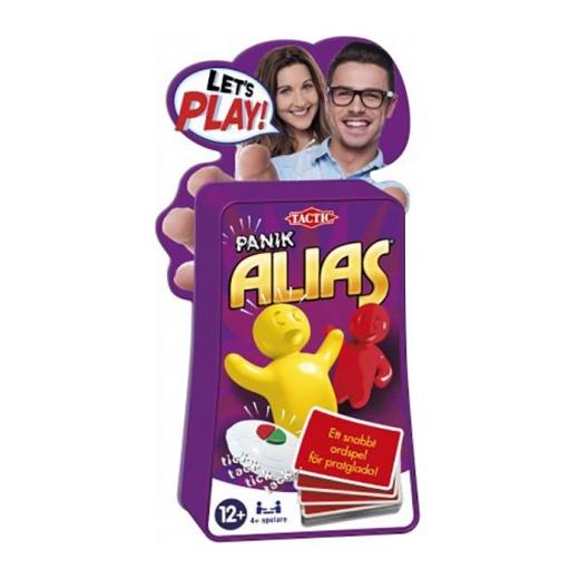 Let's Play: Panik Alias