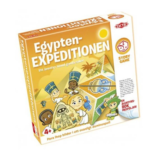 Story Game: Egyptenexpeditionen