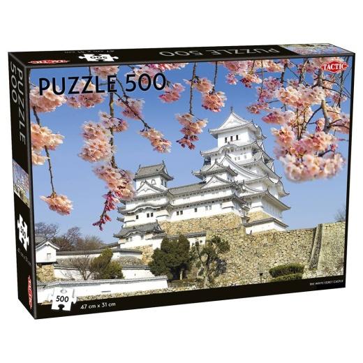 Tactic Pussel: White Egret Castle 500 bitar