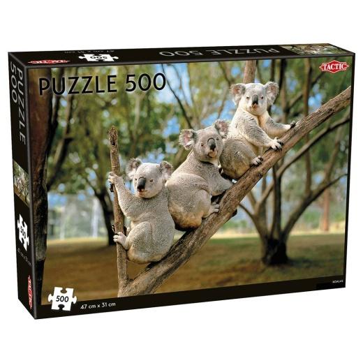 Tactic Pussel: Koalas 500 bitar