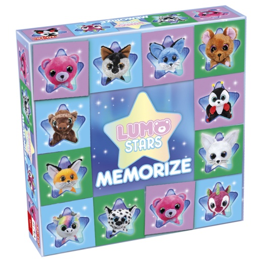 Memo Lumo Stars