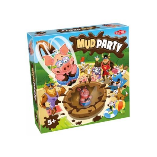 Mud Party - Gyttjebadet