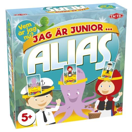 Jag Är Junior... Alias