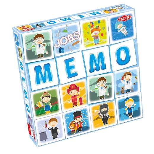 Memo - Jobs