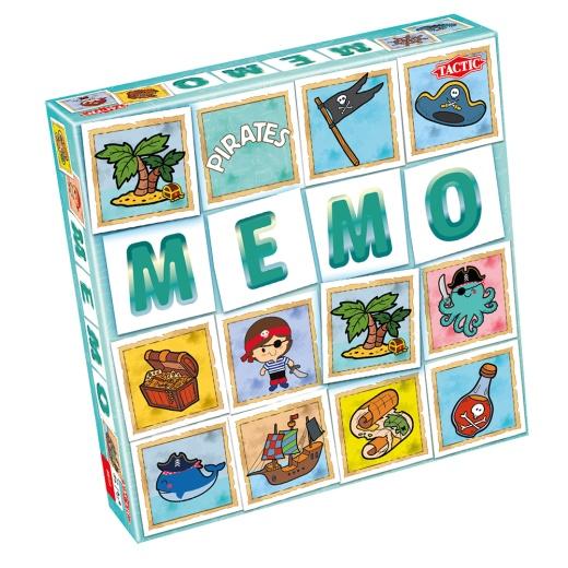 Memo - Pirates