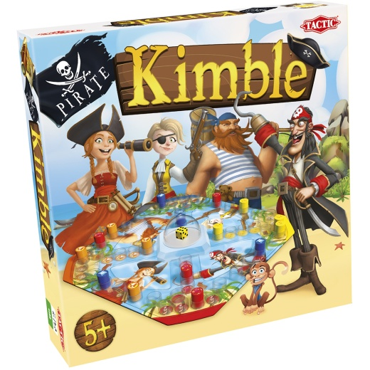 Pirate Kimble