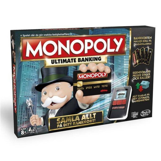 Monopol: Ultimate Banking