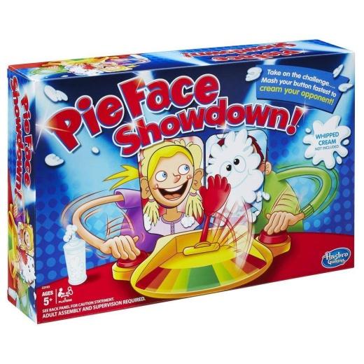 Pie Face - Showdown!