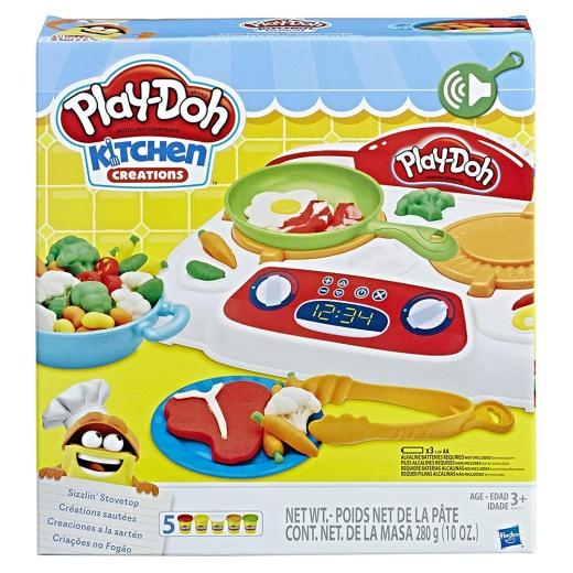 Play-Doh Sizzlin'Stovetop
