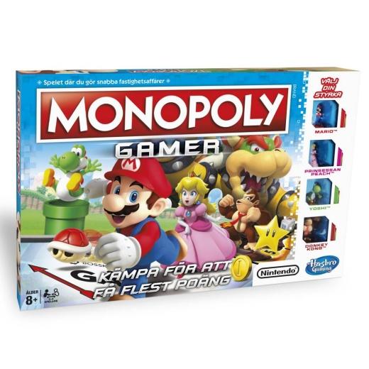 Monopoly: Gamer (Swe.)