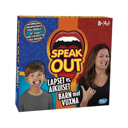 Speak Out - Barn mot Vuxna (Swe)