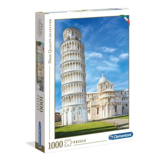 Clementoni Pussel: Pisa - 1000 Bitar