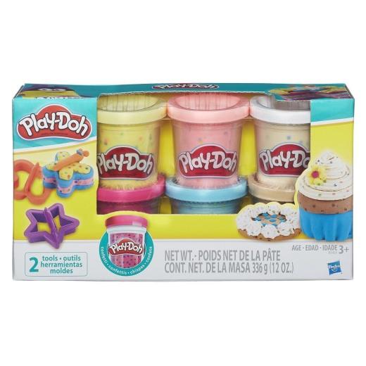 Play-Doh Confetti Compound