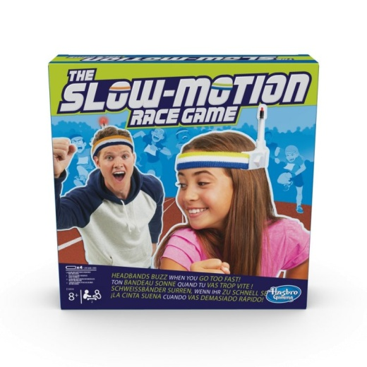 The Slow-Motion Race Game