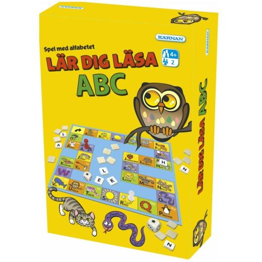 Lär Dig Läsa ABC