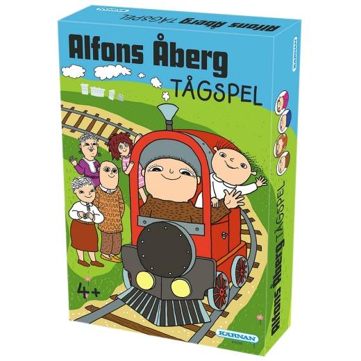 Alfons Tågspel