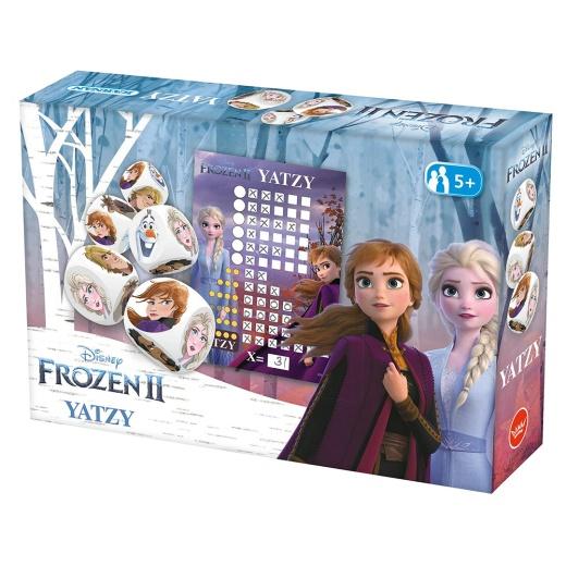 Yatzy Disney Frost 2