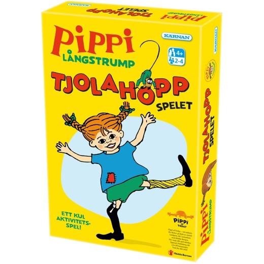 Pippi Långstrump Tjolahopp-Spelet