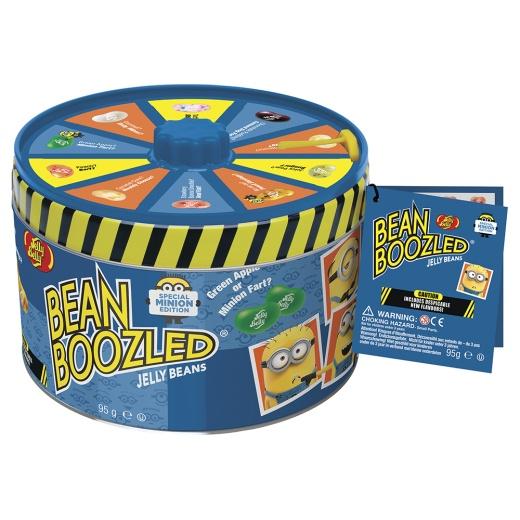 Jelly Beans Beanboozled Spinner Tin - Minions