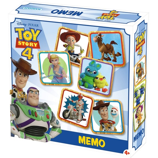 Memo: Toy Story 4
