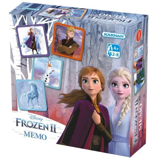 Disney Frozen 2 Memo