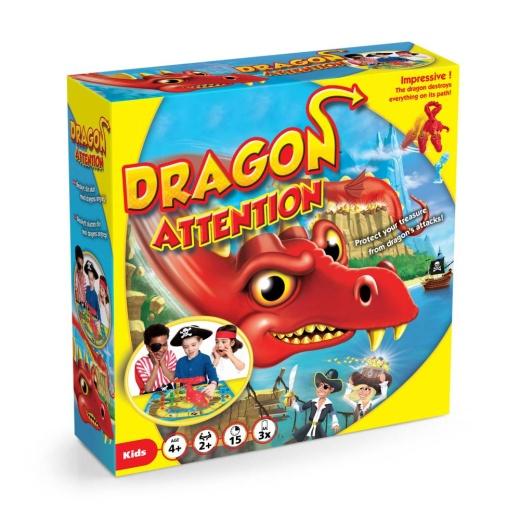 Dragon Attention