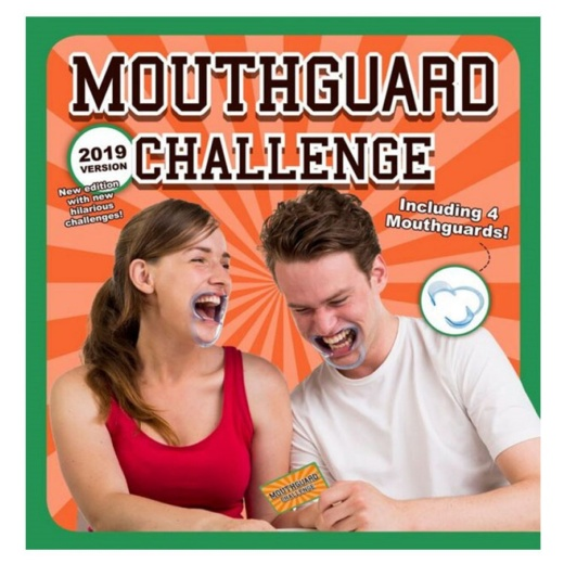 Mouthguard Challenge (Swe.)