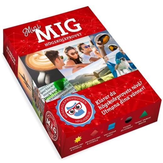 MIG Mini Högskoleprovet