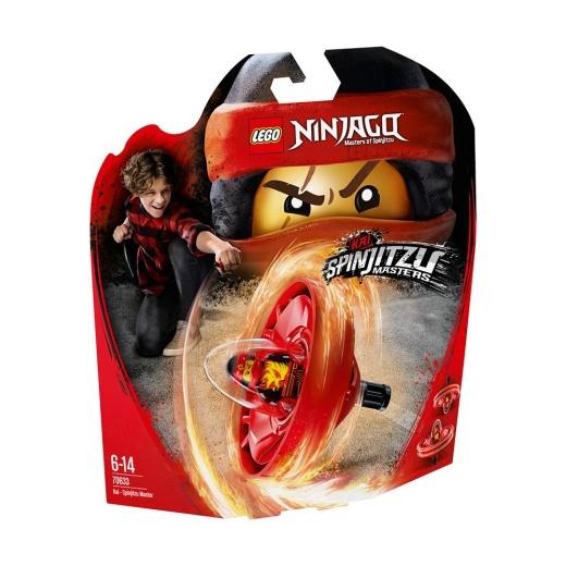 Lego Ninjago - Kai Spinjitzumästare 70633