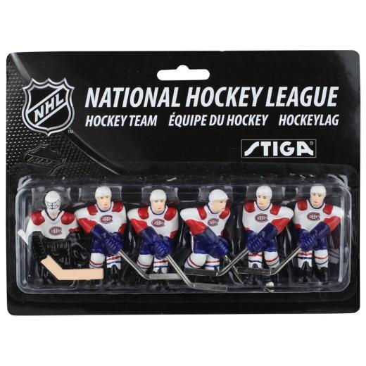 Stiga bordshockeylag, Montreal Canadiens