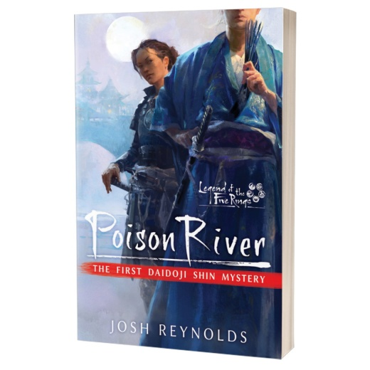 Legend of the Five Rings Novel - Poison River