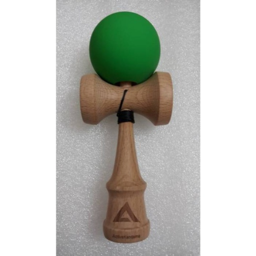 Active - V2 Rubberized Green i gruppen LEKSAKER / Kendama / Active Kendama hos Spelexperten (ACT03)