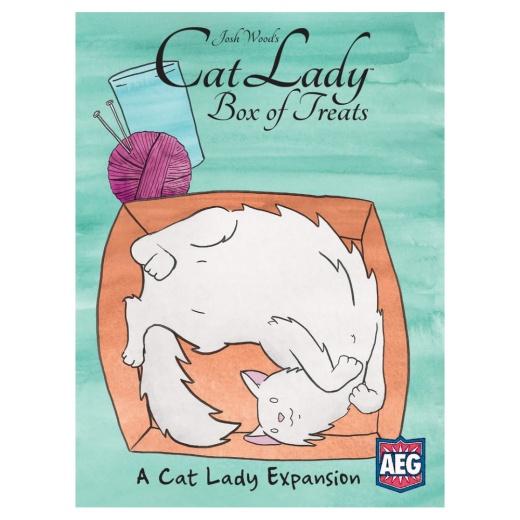 Cat Lady: Box of Treats (Exp.)