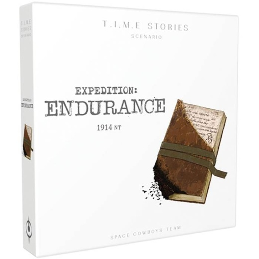 T.I.M.E Stories: Expedition: Endurance (Exp.) i gruppen SÄLLSKAPSSPEL / Expansioner hos Spelexperten (AMDSCTS0)