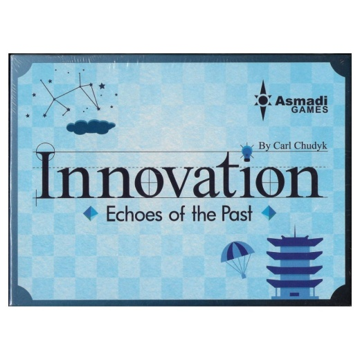 Innovation: Echoes of the Past (Exp.) i gruppen SÄLLSKAPSSPEL / Expansioner hos Spelexperten (ASI0151)