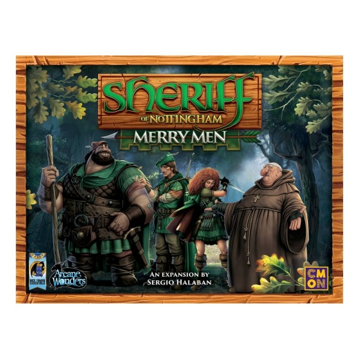 Sheriff of Nottingham: Merry Men (Exp.)