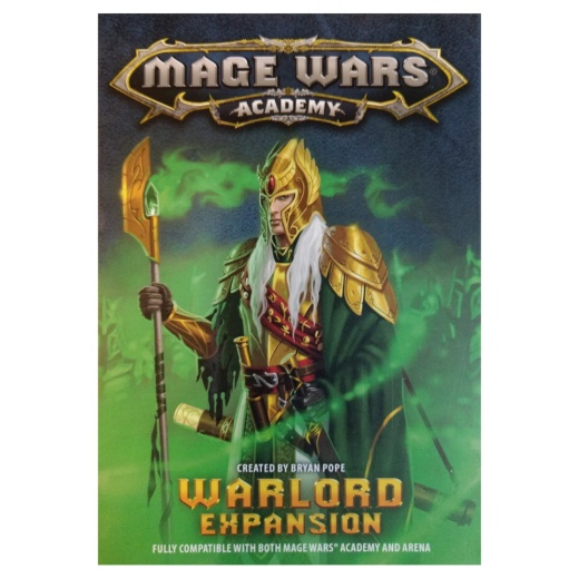 Mage Wars Academy: Warlord (Exp.)