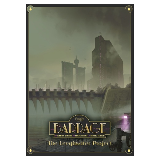Barrage: The Leeghwater Project (Exp.)