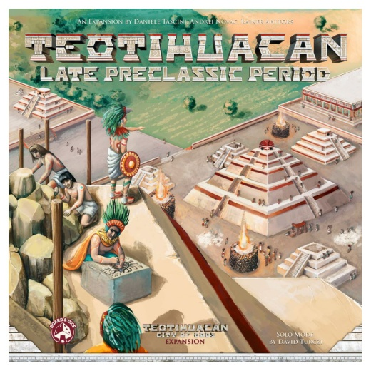 Teotihuacan: Late Preclassic Period (Exp.)